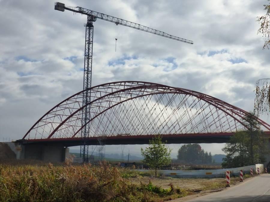 Nowy Most Nad Łyną - Obwodnica Olsztyna