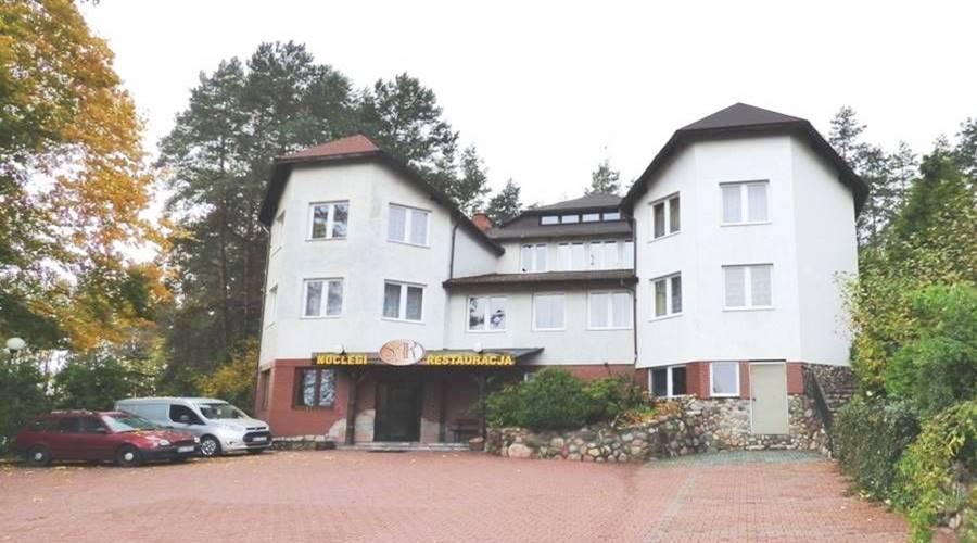 Tanie Noclegi na Weekend Olsztyn Kortowo Hotel SAK