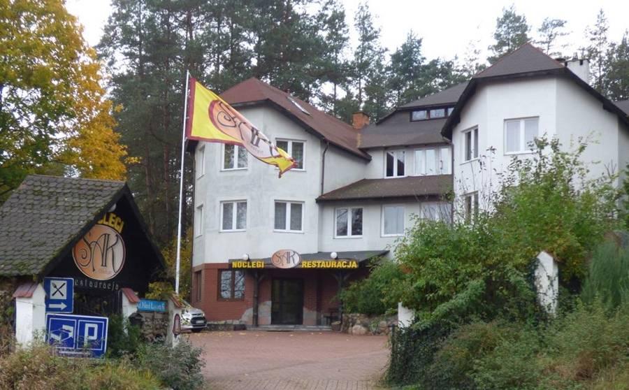 SAK Hotel Olsztyn Blisko Obwodnicy Południowej i Trasie S 51