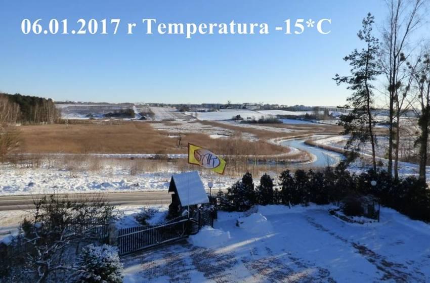 Trzech Króli Zima w Pełni -15C