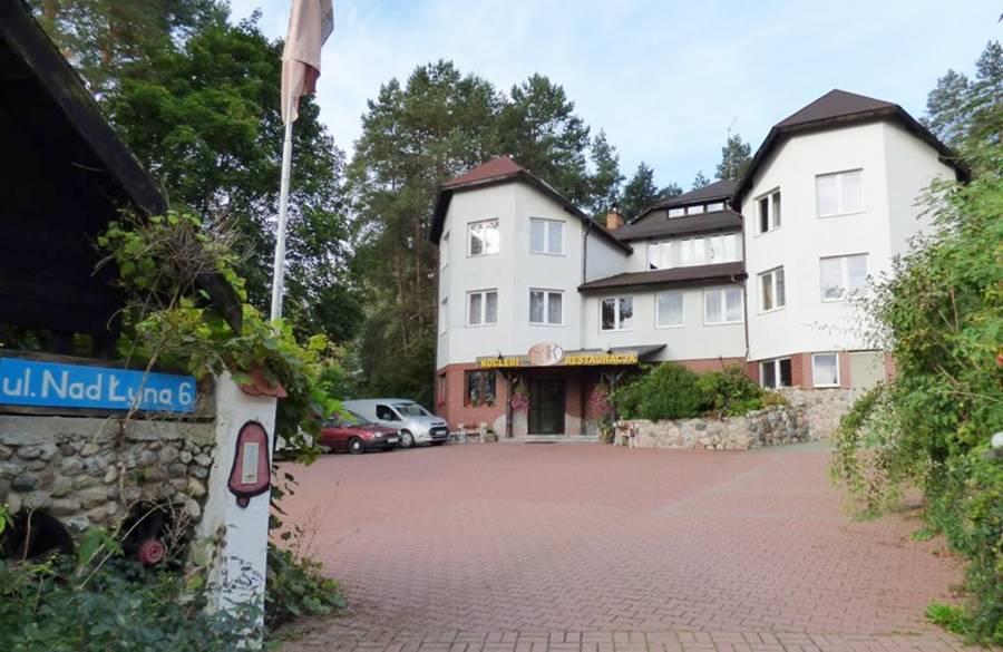 Ul. Nad Łyną 6, Bartąg Olsztyn Hotel SAK