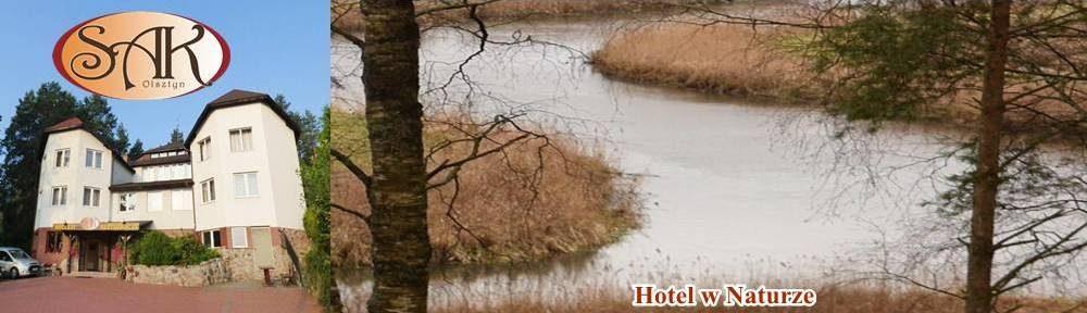 Noclegi Olsztyn Hotel w Naturze
